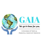 Gaia Concierge & Virtual Personal Assistant Services, Sicklerville NJ