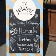 17 Jewels Salon + Spa, Oakland CA