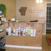 Amy Green, CMT., at Back-N-Touch Wellness Center, Fitchburg MA