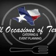All Occasions of Texas Catering, San Antonio TX