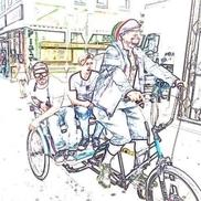 Los Angeles Pedicab Co., Marina del Rey CA