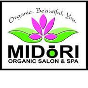 Midori Organic Salon and Spa, Largo FL