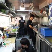 Fishlips sushi Truck..., El Segundo CA