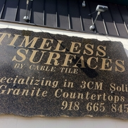 Timeless Surfaces By Cable Tile, Tulsa OK