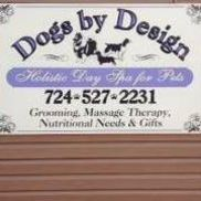 Dogs By Design, Holistic Wellness Center & Spa, Jeannette PA