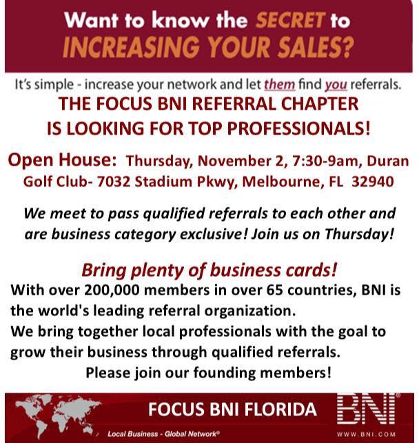 How would you like a personal introduction to 25 of the best how would you like to have a chance to talk about your business and the types of referrals you need in front of these 25 professionals colourmoves