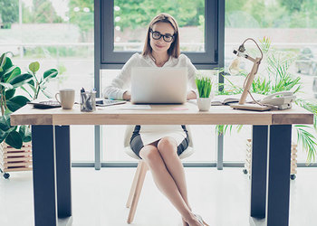 Php business woman