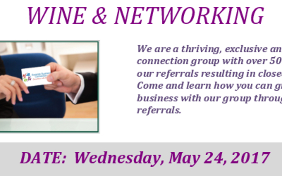 Free Wine And Networking Ebc Event By Carrie Taylor