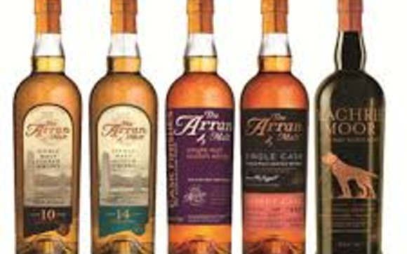 1410783695 arran single malt