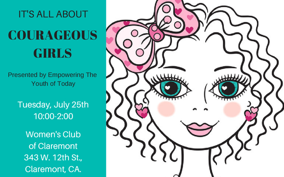 1497642768 courageous girl workshop poster