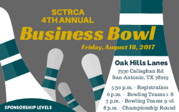 Sctrca 4th Annual Business Bowl By South Central Texas Regional