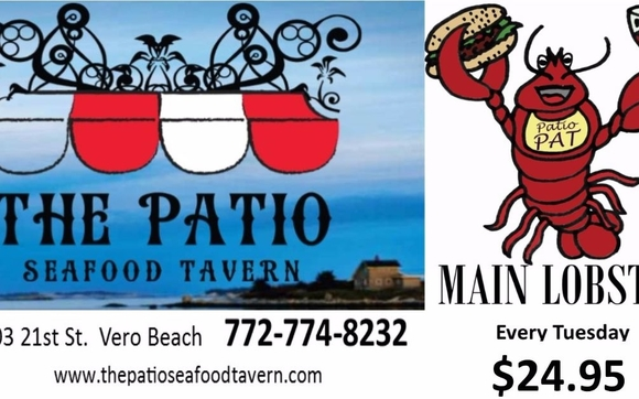 Join The Patio For A Fun Night Of Dueling Pianos Featuring Johnny Nick And  Kent Brown. Also Enjoy A Tasty Fresh Maine Lobster