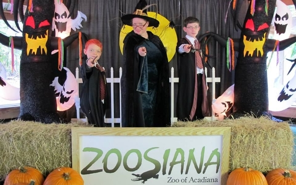 Boo at the Zoo by Zoosiana Zoo of Acadiana in Broussard Area