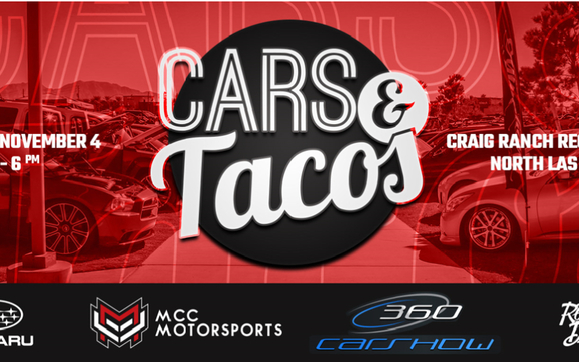 November Th Car Show By MCCMotorsports In Las Vegas NV Alignable - Las vegas car show schedule