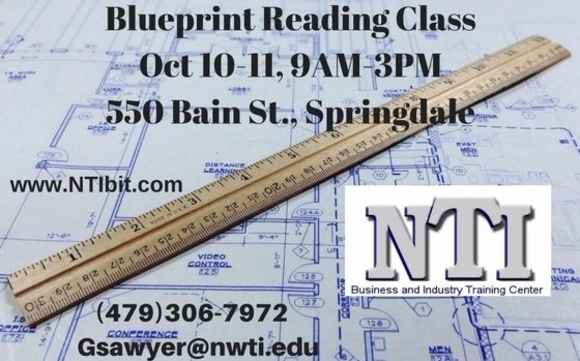 Blueprint reading class oct 10 11 by nti business and industry in whether youre a sub contractor a general contractor or a tradesman knowing how to read blueprints or construction drawingsplans is crucial malvernweather Choice Image