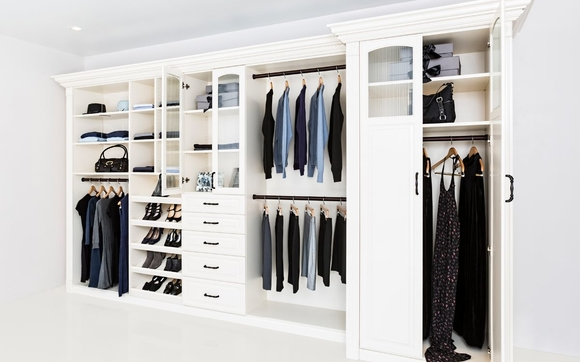 Save $400 On Any Purchase Of $2500 Or More. Www.closetfactory.com ·  Bonnie.bernstein@closetfactory.com 954u003d979 5150
