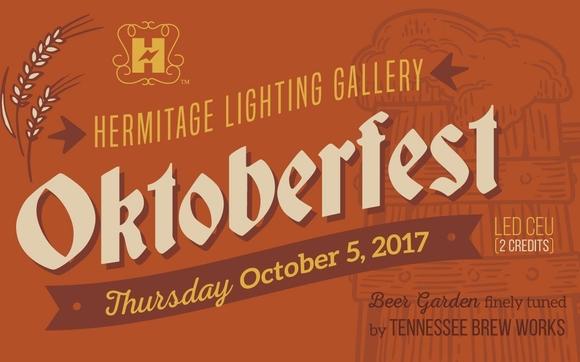 1505835617 blob  sc 1 st  Alignable & Hermitage Lighting Gallery Oktoberfest! by Hermitage Lighting ...