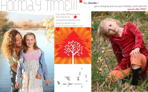 Family Photography For Your Holiday Cards By Cary Jobe Photography