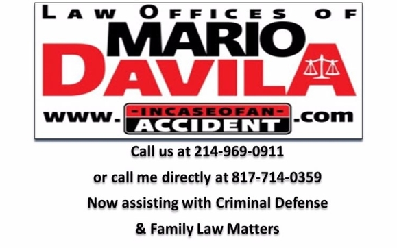 Expanding in Dallas! by The Law Office Of Mario Davila in Dallas, TX ...