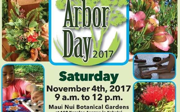 Maui Nui Botanical Gardens Will Host Itu0027s 14th Annual Arbor Day 1,000  Hawaiian Tree Giveaway, On Saturday, November 4th, From 9am To Noon.