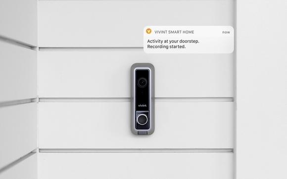 Doorbell Camera Vivint & Get Your Free Doorbell Camera With