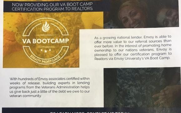 Realtor VA Boot Camp/VA Certification course by Jordana \