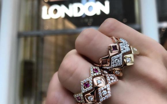 London Jewelers Emerging Designer Event By Gigi Ferranti Jewelry