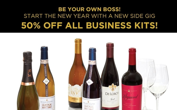 Start your own wine business