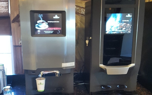 Ford Dealers Nj >> Java Bar Eco Cafe Office Coffee Program by Arctic Falls in ...