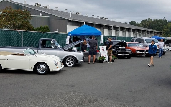 Dreambuilders Car Show By Bobos Rods Customs In Edmonds WA - Edmonds car show