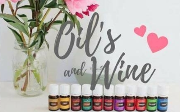 We Are Excited To Have Another Sip N Shop At Chateau Bianca Winery And We  Are Welcoming Echo, From Young Living Essential Oils. She Is Going To Be  Helping ...
