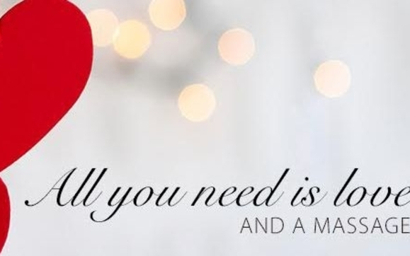 Happy Valentines Day By Heavenly Touch Massage Therapy In