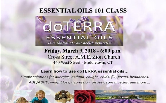 Introduction to Essential Oils by Soulfully Essentially Oiled