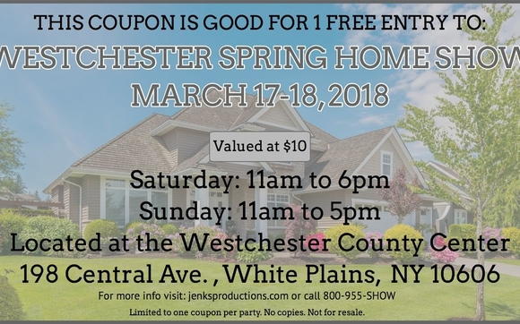westchester county home show by innocrete development in thornwood
