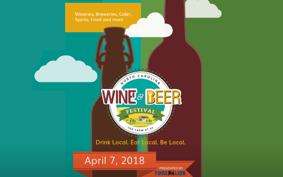 Nc Beer And Wine Festival By White Swan Bbq In Smithfield Area