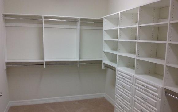 Marvelous Custom Closet Systems To Simplify Momu0027s Life