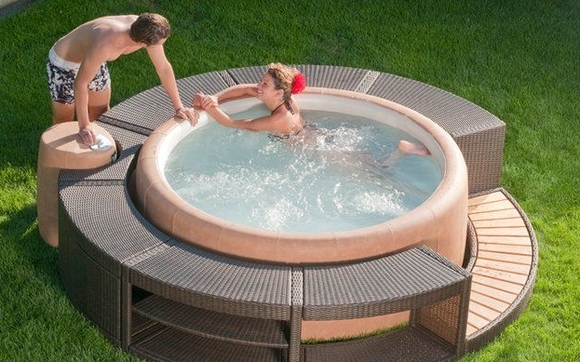 Portable Hot Tub Blowout Sale By Softub Inc In Carmel In Alignable