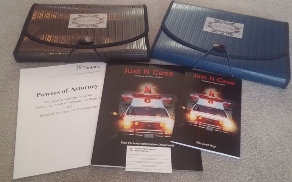 Justncase by justncase in kitchener on alignable justncase is a do it yourself will power of attorney kit it includes a free copy of the canadian will power of attorney a file folder to keep your solutioingenieria Gallery