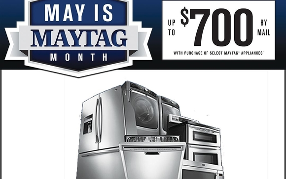 Etonnant Up To $700 In Mail In Rebates On Select Appliances.