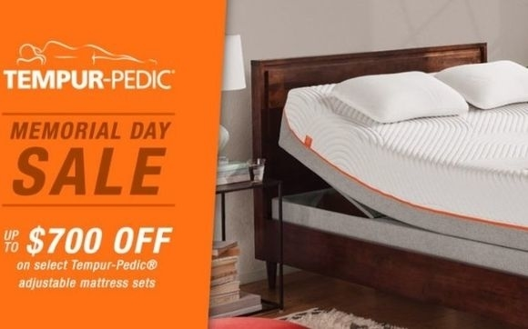 Memorial Day Tempurpedic Sale By Mattress Warehouse An Authorized