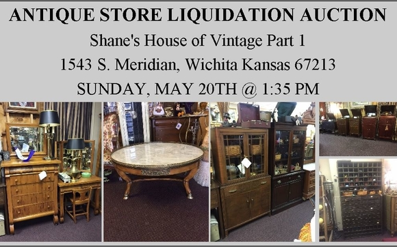 Antique Store Liquidation Auction Shane S House Of Vintage Part 1