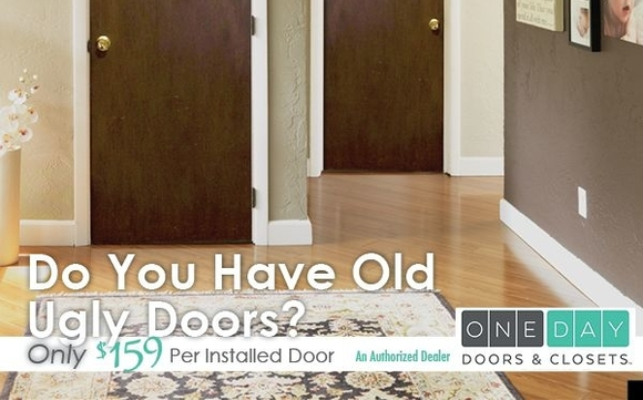 At Louisville Doors U0026 Closets, An Authorized Dealer For One Day Doors U0026  Closets, We Can Transform Your Entire Home In Less Than A Day By With ...