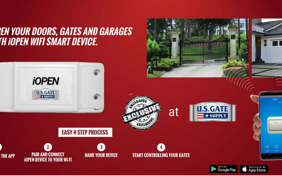 Need A Garage Door Opener By Us Gate Supply In North Hollywood Ca