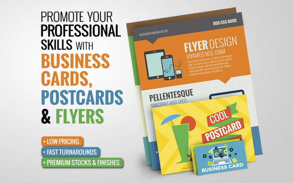 Need business cards postcards or flyers by frisco sign and design 1531148620 cards and flyers 3 reheart Images