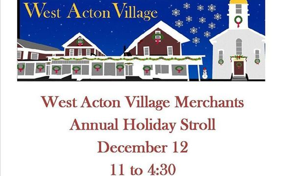 1449607797 west acton village holiday stroll 2015