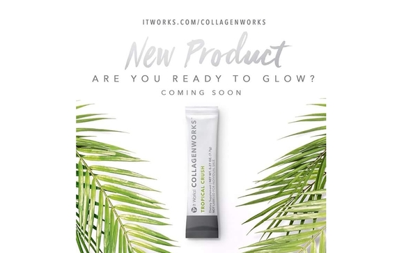 Collagen Works By It Works Independent Distributor Chondrika Hayes