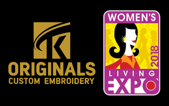 Womens Living Expo By T K Originals Custom Embroidery In Colorado