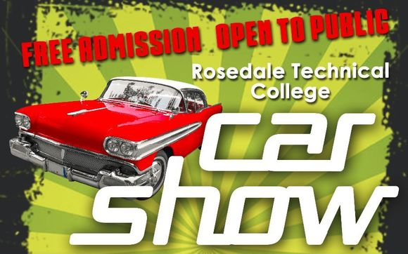 Rosedale Tech Car Show By Rosedale Technical College In Pittsburgh - Car show pittsburgh pa