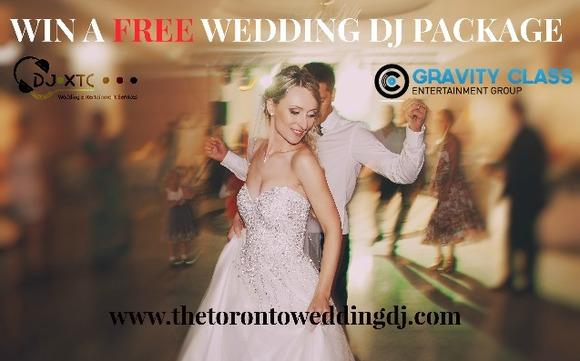 Win A Free Wedding Dj Package By Dj Xtc Wedding Entertainment