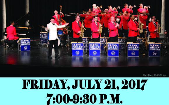 1483549194 glenn miller orchestra july 21 2017 flyer